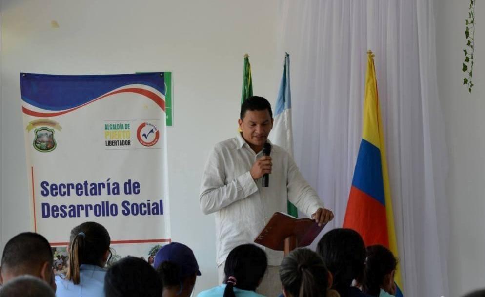 c26ae0854 En el municipio de Puerto Libertador se llevó a cabo este miércoles un  conversatorio para afrontar la problemática del aumento de embarazos en  adolescentes ...