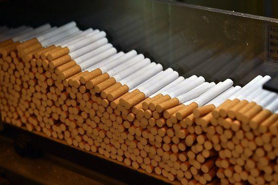 Contrabando de cigarrillos rompe cifra récord en 2018 al subir un 25%