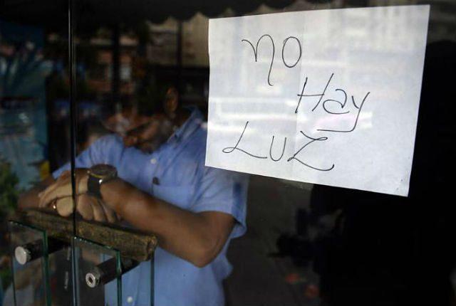 Falta de mantenimiento y corrupción son responsables de apagón — Guaidó