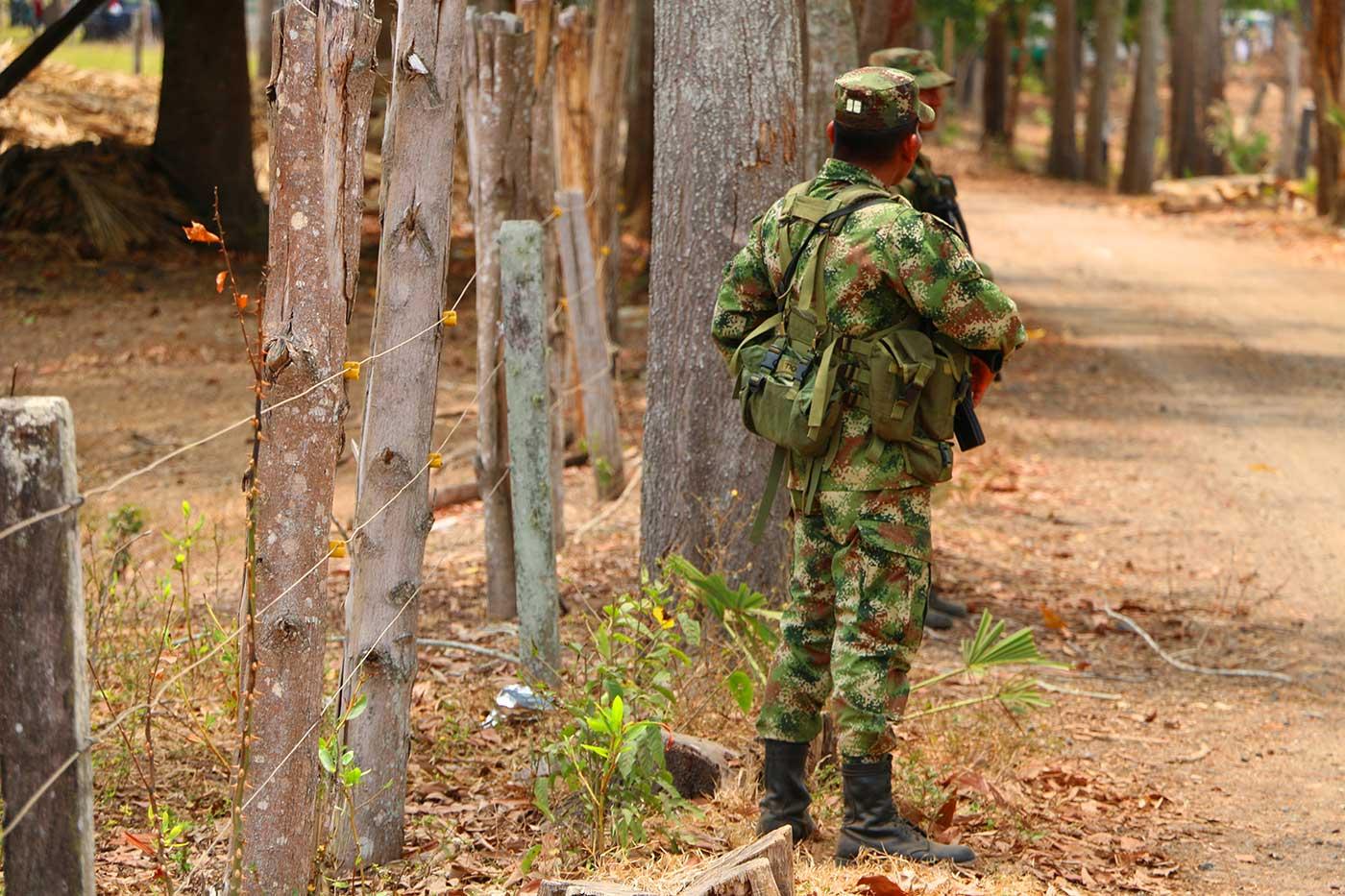 En dos fases, Ejército desplegará 700 hombres en el sur de Córdoba - LA RAZÓN.CO