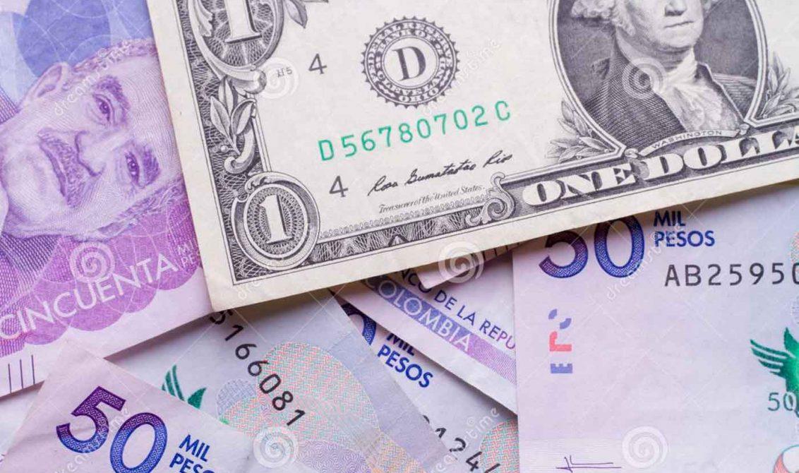 El Peso Colombiano Llega A Su Máxima