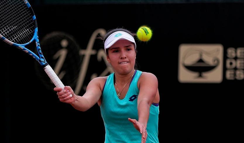 Camila Osorio, número 1 del ranking ITF tras ganar US Open