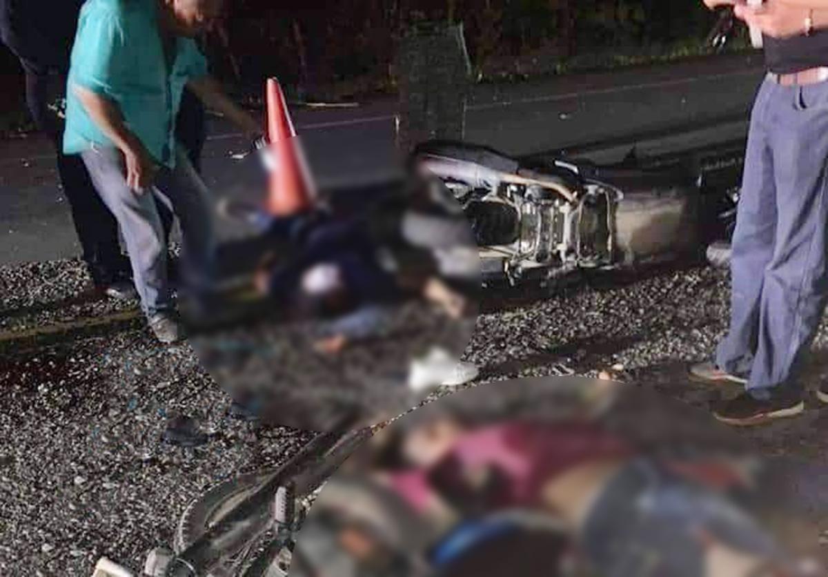 Trágico accidente de tránsito entre Planeta Rica y Pueblo Nuevo - LA RAZÓN.CO