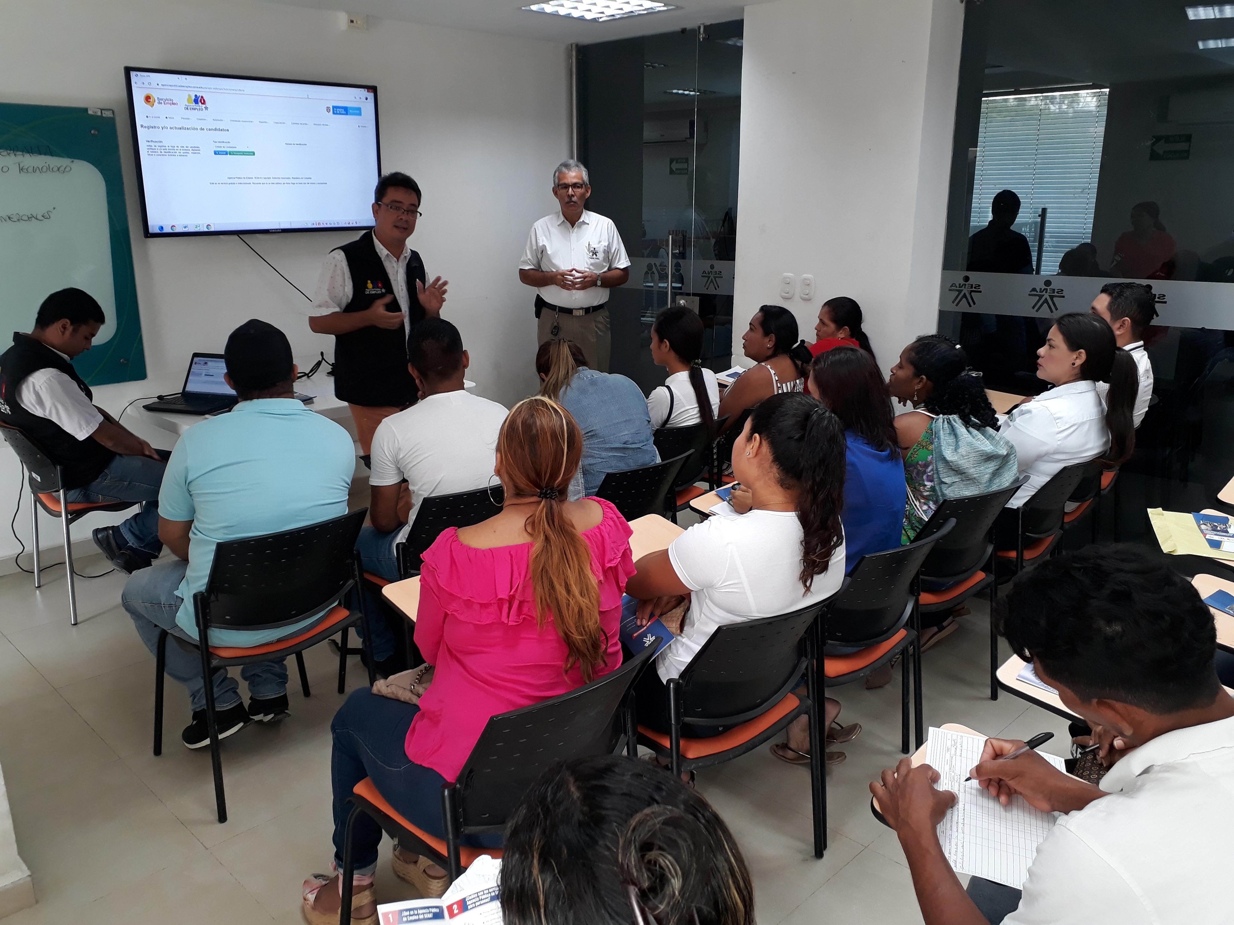 Este martes, Expoempleo del SENA ofrecerá más de 100 vacantes en Córdoba - LA RAZÓN.CO