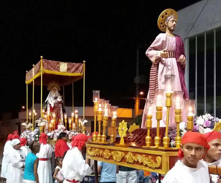 Celebración de la Semana Santa en Ciénaga de Oro, declarada Patrimonio Cultural de la Nación - LA RAZÓN.CO