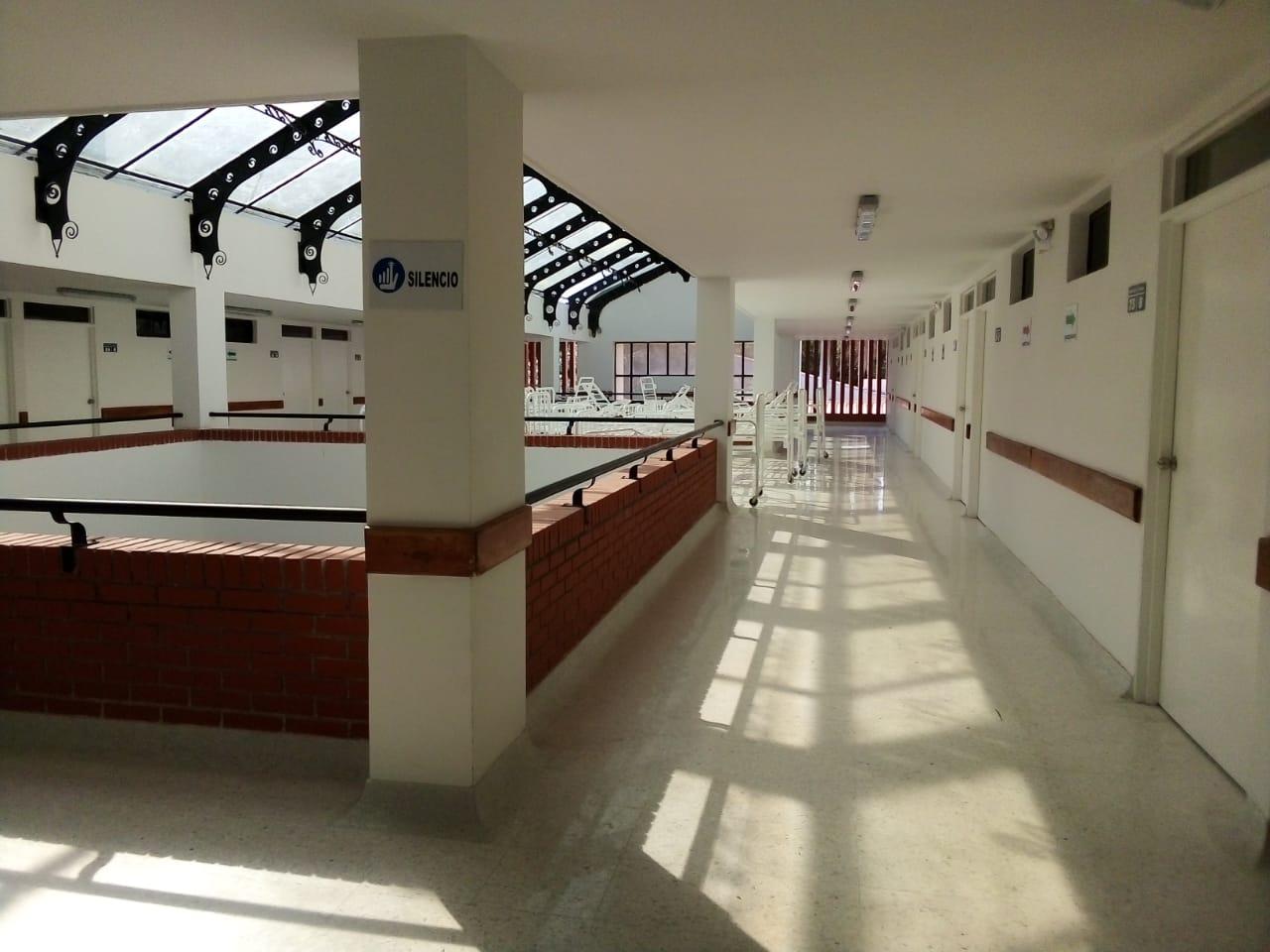 Obras del Hospital San Jerónimo se entregarán el 26 de noviembre - LA RAZÓN.CO