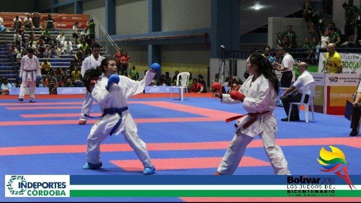 El karate da a Córdoba las primeras medallas en los Juegos Nacionales - LA RAZÓN.CO