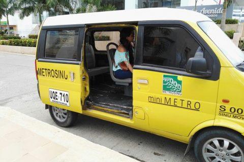 Metrosinú contempla habilitar servicio de alimentadores para rutas hacia IPS
