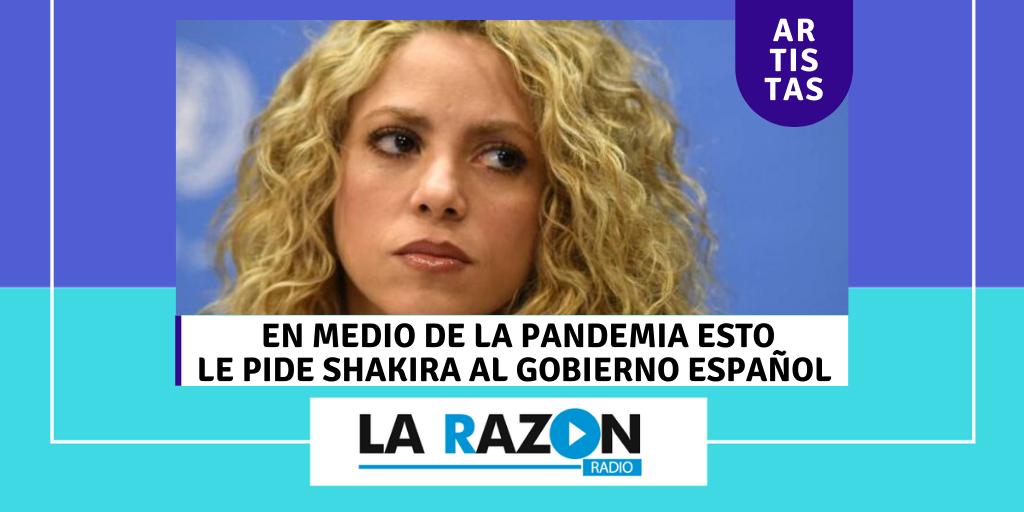 Shakira hizo controversial petición al gobierno español durante cuarentena: le costó críticas