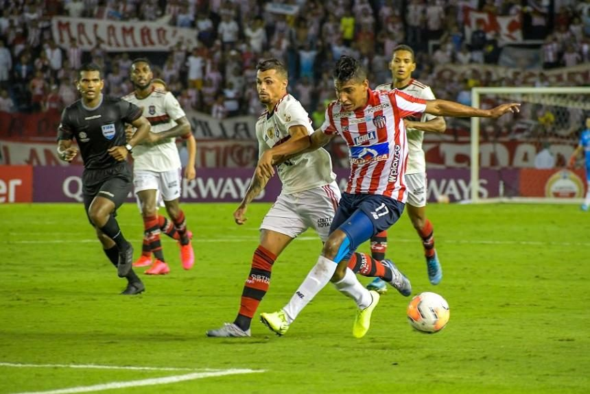 ⚡Junior ultima detalles para su debut en la Copa Libertadores