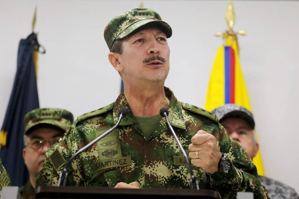General (r) Nicacio Martínez, llamado a interrogatorio por ...