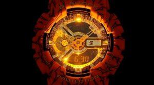 Casio lanza Reloj de Dragon Ball Z