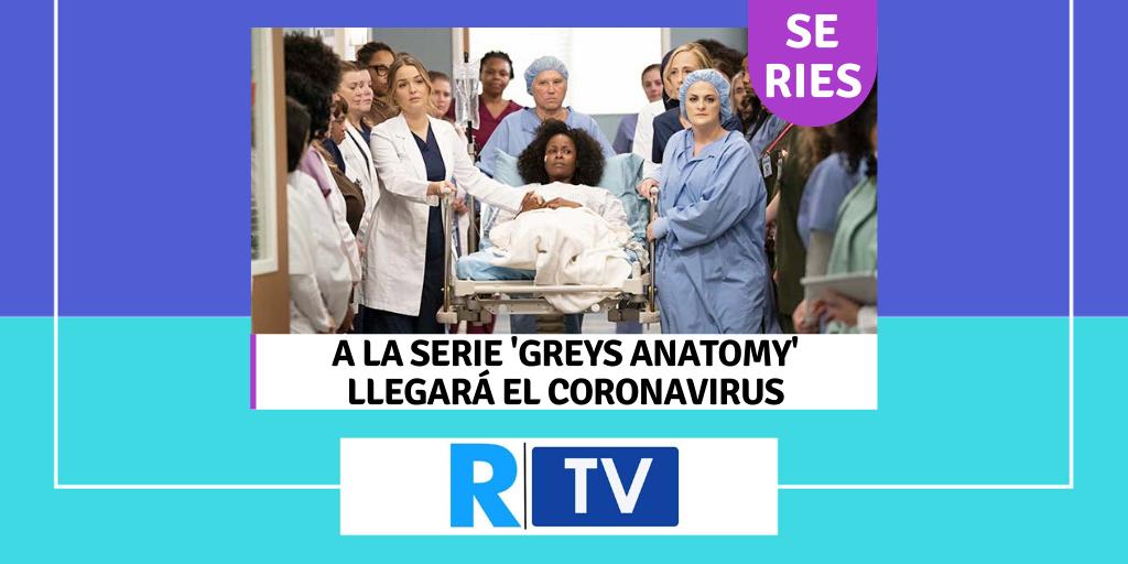 A la serie 'Greys Anatomy' llegará el coronavirus