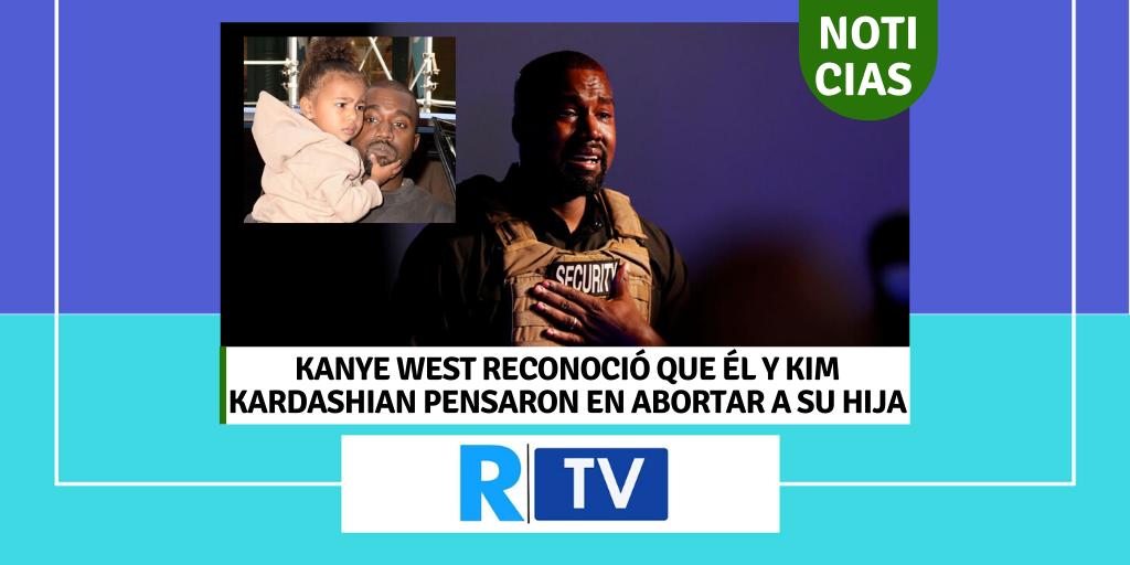 Kanye West llorando