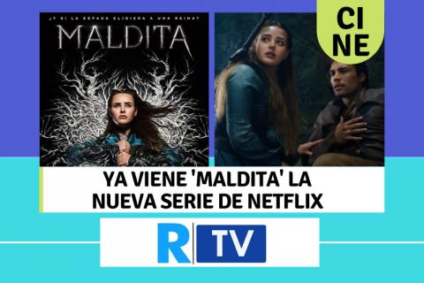 Maldita la nueva serie de Netflix