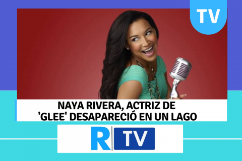 Naya Rivera, actriz de Glee desapareció