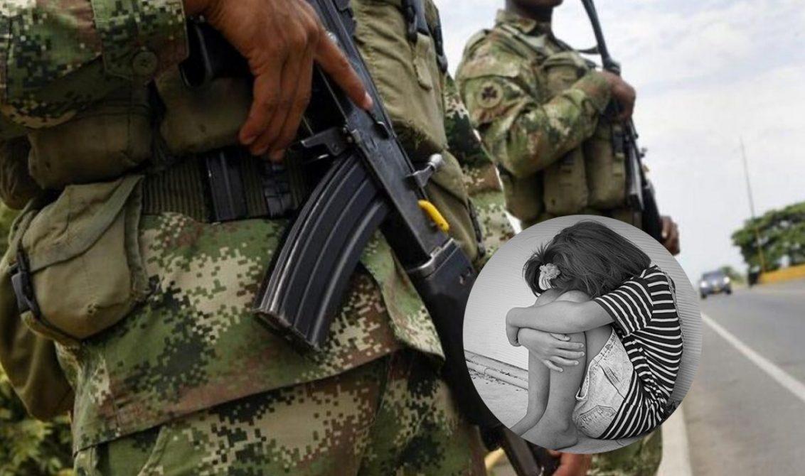 A juicio disciplinario los 7 militares implicados en abuso a niña indígena  - LARAZON.CO