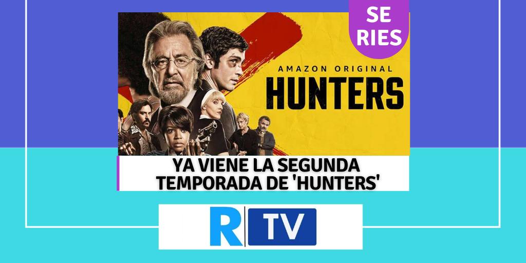 YA VIENE LA SEGUNDA TEMPORADA DE 'HUNTERS'