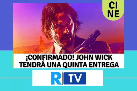 ¡CONFIRMADO! JOHN WICK TENDRÁ UNA QUINTA ENTREGA