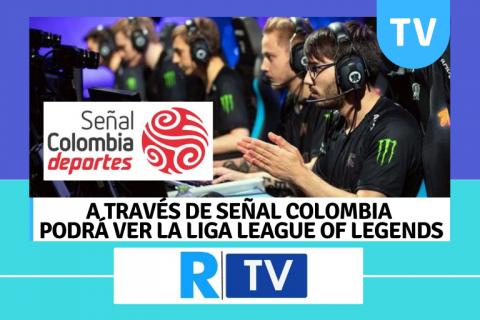 ras un acuerdo entre la RTVC y Riot Games, los esports se tomarán la franja deportiva del canal.