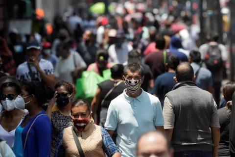 México supera los 991 mil contagios y las 97 mil muertes por COVID-19