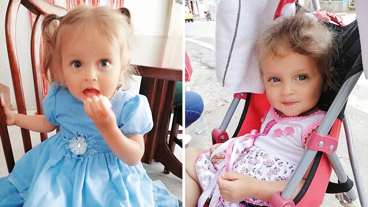 Tía de Sara Sofía dice que la niña estaría en Bucaramanga