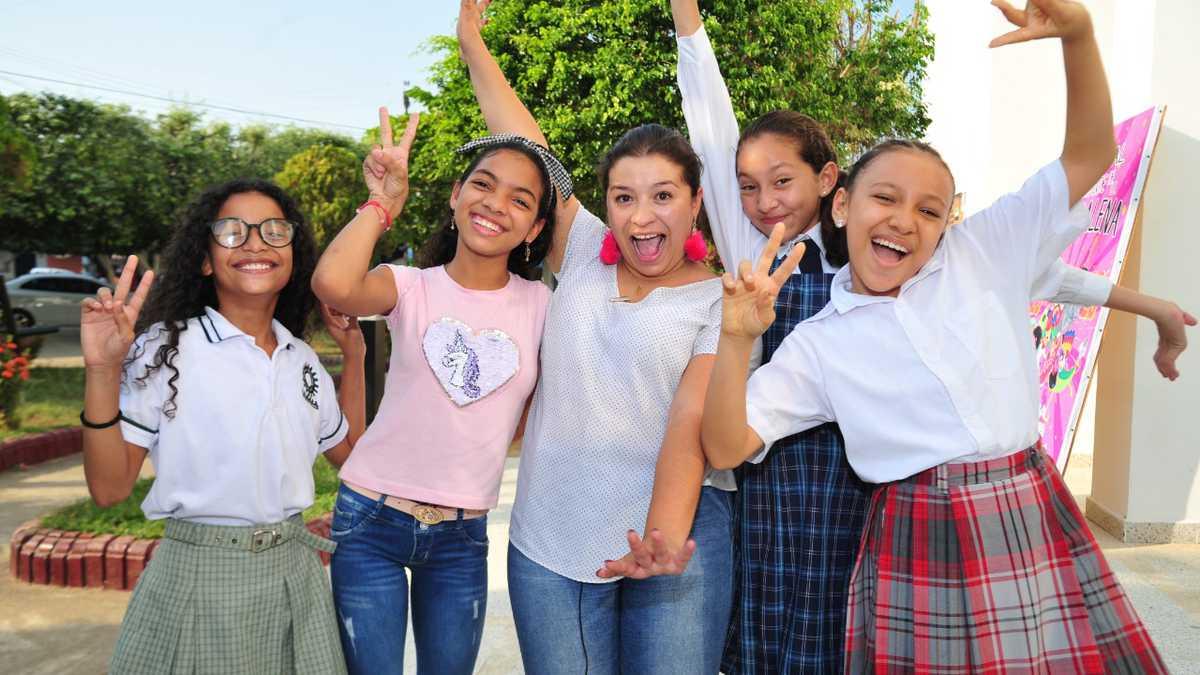 Foto: Cortesía fundación She Is