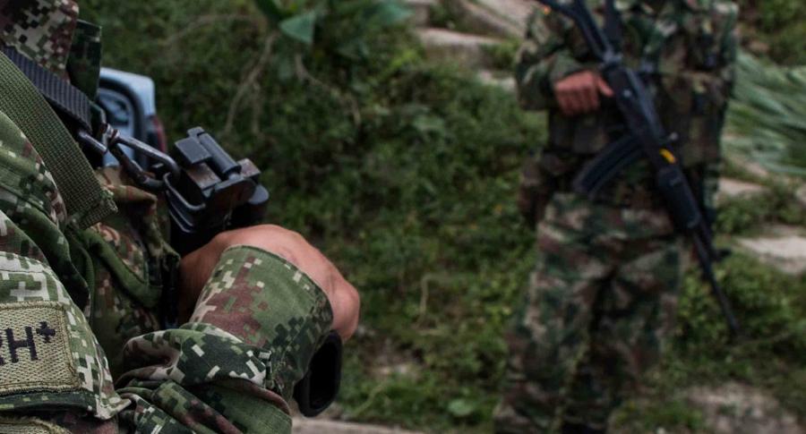 Varios muertos y heridos deja ataque con explosivos a unidad militar en Puerto Libertador - LA RAZÓN.CO